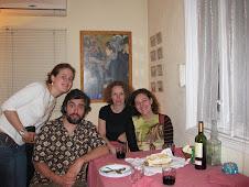 En casa de Marta Isabel (27/03/09)