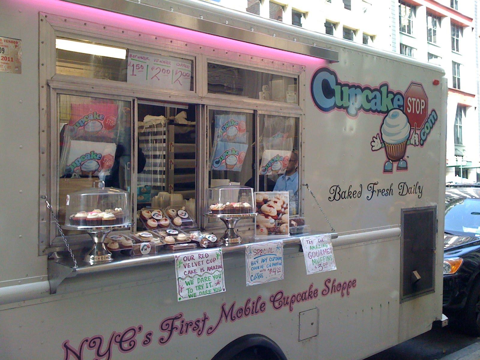 Cupcake Truck Nyc