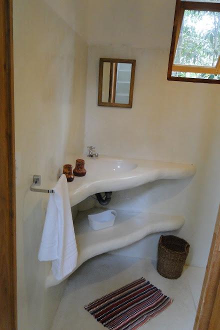 banheiro térreo