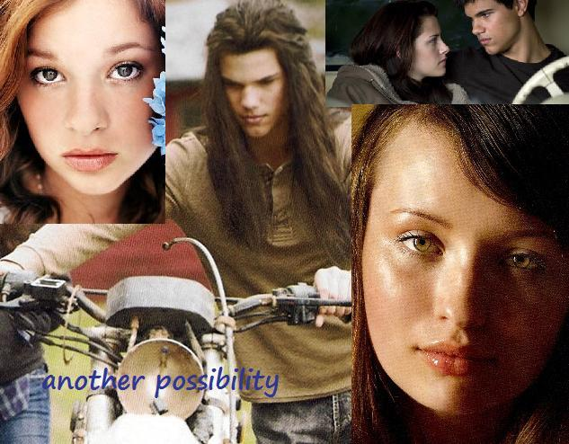 a jacob black tale