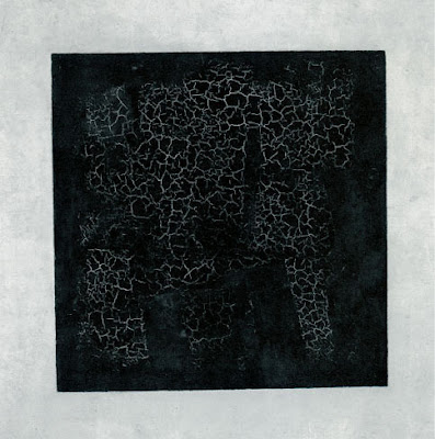 Malevich, Black Square.