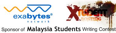 Exabytes Xtudent hosting plan