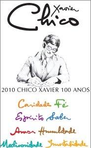 Em 2010 o movimento espírita comemorou o Centenário de Nascimento de Chico Xavier