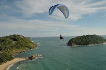 Paragliding di Pulau Phuket