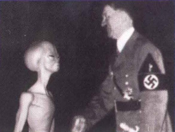 Hitler Alien
