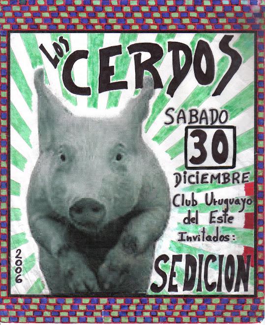 Afiche toque en el C. S. Uruguayo del Este