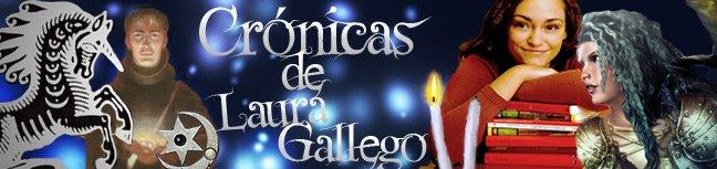 Crónicas de Laura Gallego