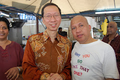 WITH EX CHIEF MINISTER OF PENANG
