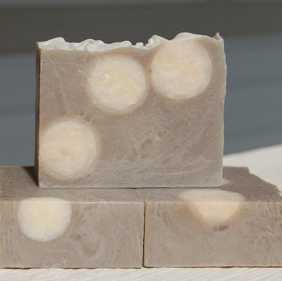 Coconut Cream Handmade Jovia Soap
