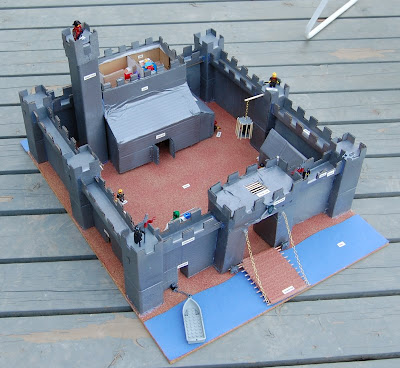 Medieval Castle Project