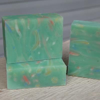 Patchouli Lavender Jovia Soap