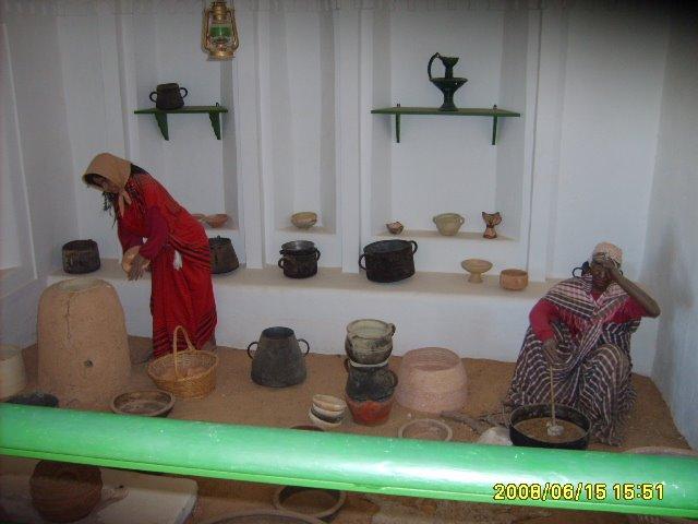 عادات تونس التقليدية من متحف جربة Le%2Bpain