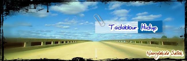 Tadabbur Hidup