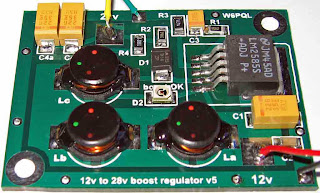 12 to 28v boost regulator lm2585 diy rh supplycircuit blogspot com
