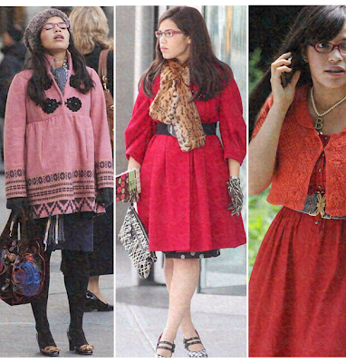 ugly betty clothes. 3 of my favorite Ugly Betty