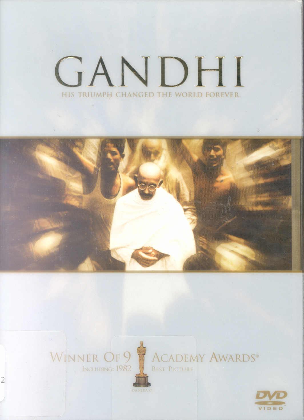 ghandi movie essay