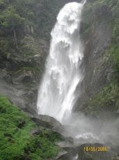 Phamrong Waterfalls- W. Sikkim
