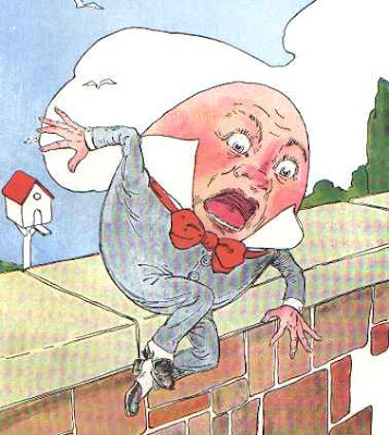 humpty dumpty poem. Humpty Dumpty sat on a wall.