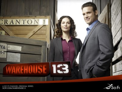 Warehouse 13 [2010] [Armazém 13] DVDRiP XViD Dual Audio  Warehouse13
