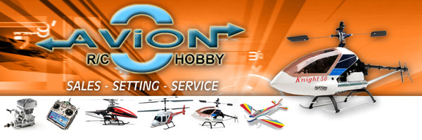 Avion RC Hobby : Shop for Your Aeromodelling Needs