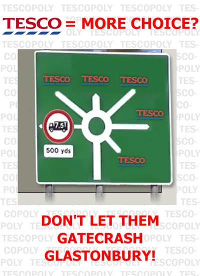 TESCO = MORE CHOICE?