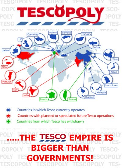 Tesco Empire