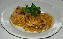 Arroz con Pollo with Saffron, Anatto Oil, sofrito and Magic hat beer