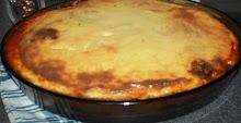 Pasticcio (Greek Lasagna)