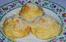 Ensaymada with Gruyere Cheese