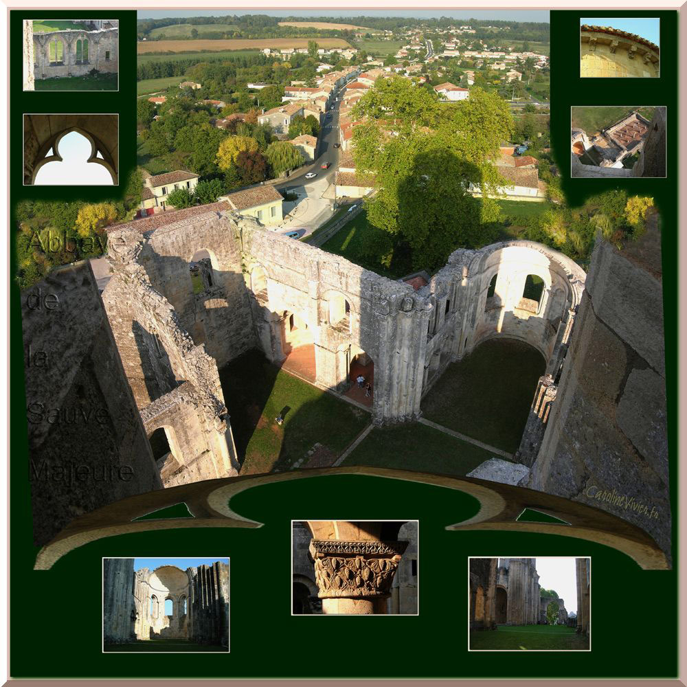 2 Abbaye de la Sauve Majeure