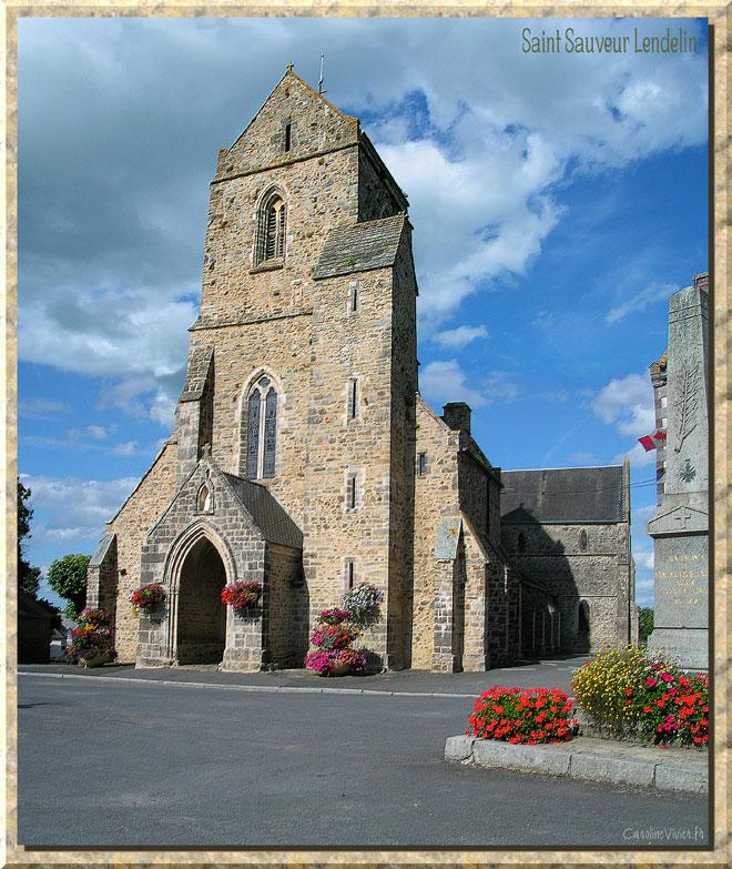 Eglise de Saint Sauveur Lendelin