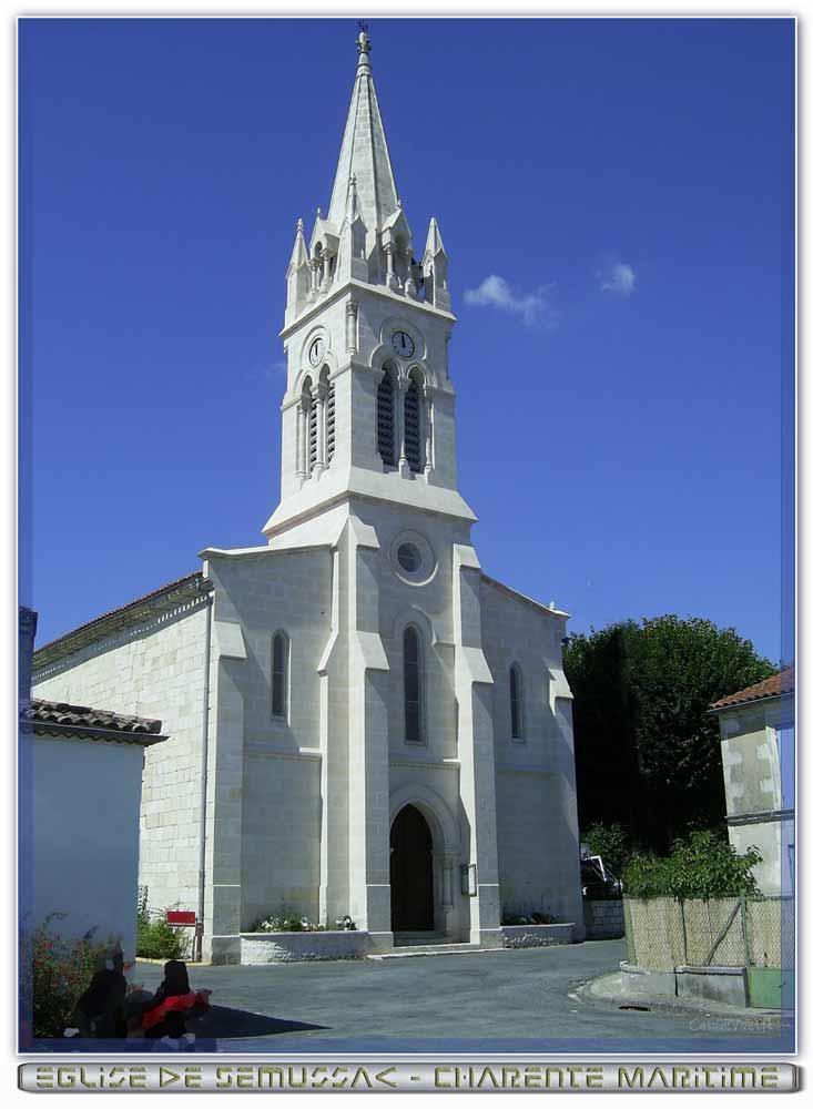 Eglise de SEMUSSAC