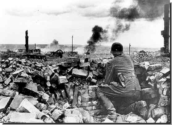 Day-to-day Account Of the Battle Of Stalingrad
