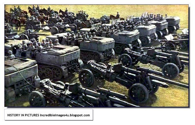 German soldiers during second world war