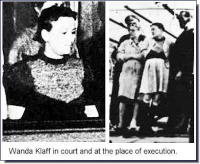 history relive the times bad girls of nazi germany wanda klaff