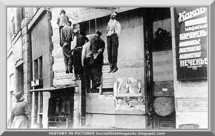 Bullet Hanged Man