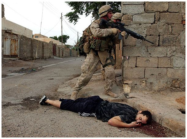 iraq war photos