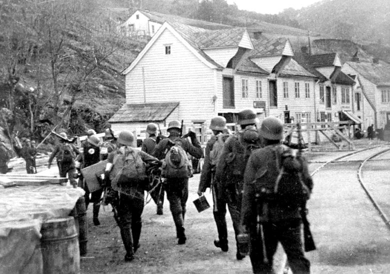 a history of norway and world war two The world at war  the  hitler began to consider a campaign in denmark and norway  he determined an expedition against the two countries would secure.