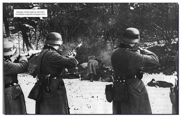 Einsatzgruppen strength poland 2700 men