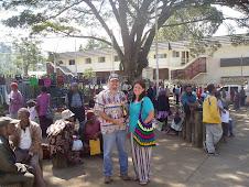Tim & Wendy Goroka, PNG