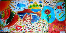 ARTETERAPIA- TURMA 503, 2006- 22 ALUNOS DE 11 A 13 ANOS