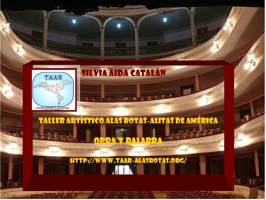 TALLER ARTÍSTICO ALAS ROTAS-ALITAS DE AMÉRICA