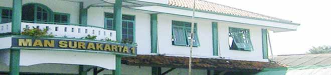 MAN 1 Surakarta Jawa Tengah Indonesia - Pelajaran TIK