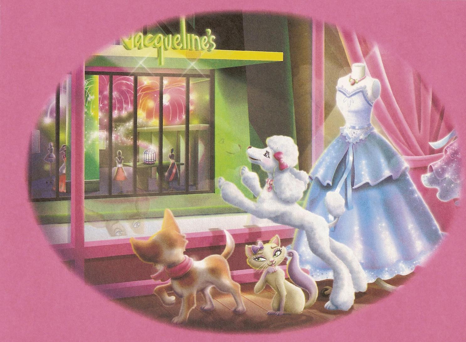Barbie: A Fashion Fairytale (Video 2010) - IMDb 3