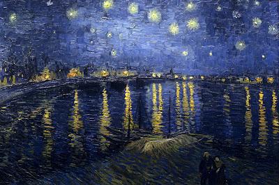 Vincent van Gogh Starry_Night_Over_the_Rhone