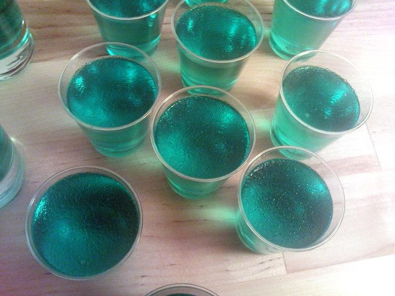 Vegane vodka g tterspeise vegane rezepte auf laubfresser - Alkohol tinte selber machen ...