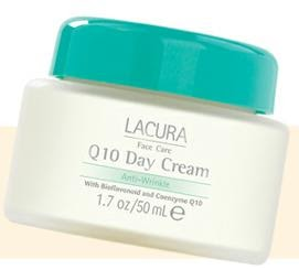 Lacura night cream for mature skin