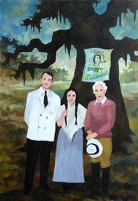 Musings Of An Artist S Wife A History Of Evangeline In Rodrigue