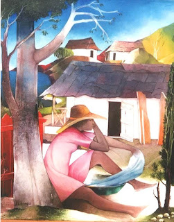 Jacques Enguerrand Gourgues, pintor haitiano