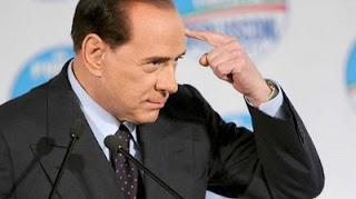 Silvio Berlusconi, chuleta